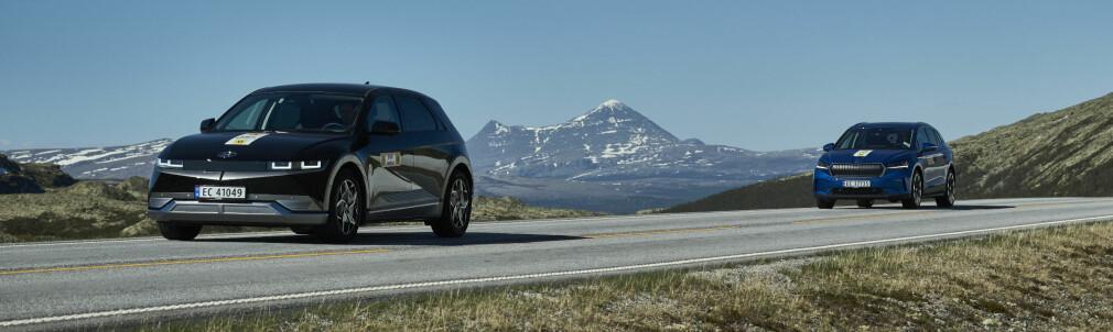 Se de 24 beste elbilene i Norge akkurat nå
