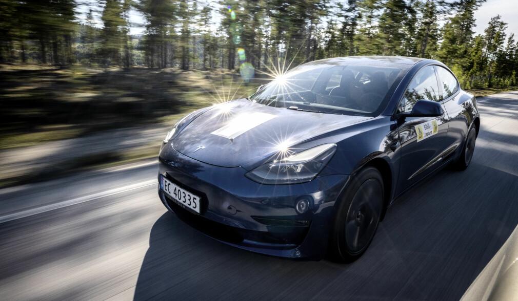 Tesla setter strømskapet på plass med Model 3-byks
