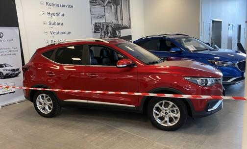 Kjøpte ny bil 22. mars, har ikke sett den på en måned