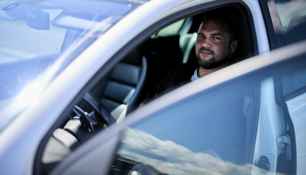 VANT, MEN TAPTE: Kjellan Mellemsæther skulle få heve kjøpet av Golfen. Men han har fortsatt bilen.