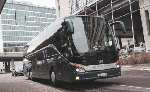 Sju bussjåfører fikk sparken for mobilbruk