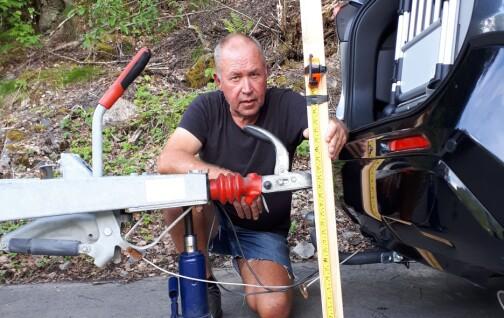 Toyota-forhandlere fjerner originale kuler fra RAV4