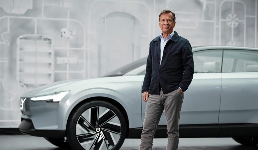 Volvo-elbil med 1000 km rekkevidde i 2025