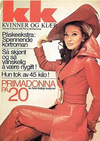 """<span class=""""font-weight-bold"""" data-lab-font_weight_desktop=""""font-weight-bold"""">MOTEIKON: </span>Åse Kleveland kjøpte motebilen Saab Sonett i 1968 og var et naturlig valg for magasiner når det var snakk om å vise trender. Kleveland hadde imidlertid andre planer og ble til slutt en av Norges mest markante kulturministre."""