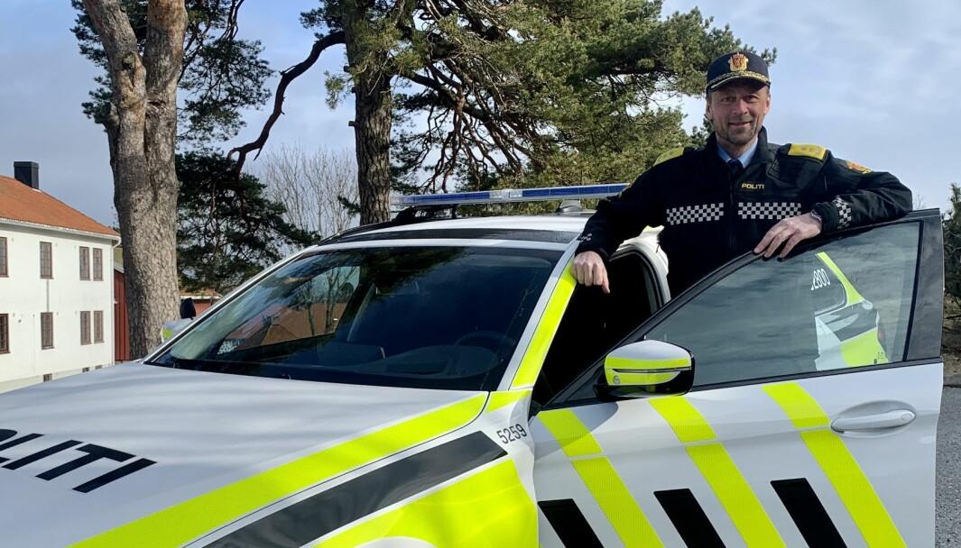 RÅD FRA UP-SJEFEN: – Hold fartsgrensene. Unngå farlige forbikjøringer og stopp og ta pauser underveis, er anbefalingen fra UP-sjef Steven Hasseldal.