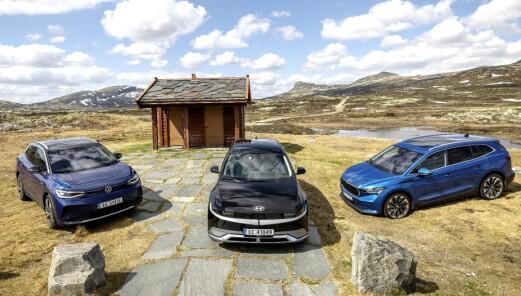 Dette skiller de nye elbil-favorittene