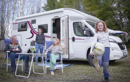 Camping fra rimelig til helt rått