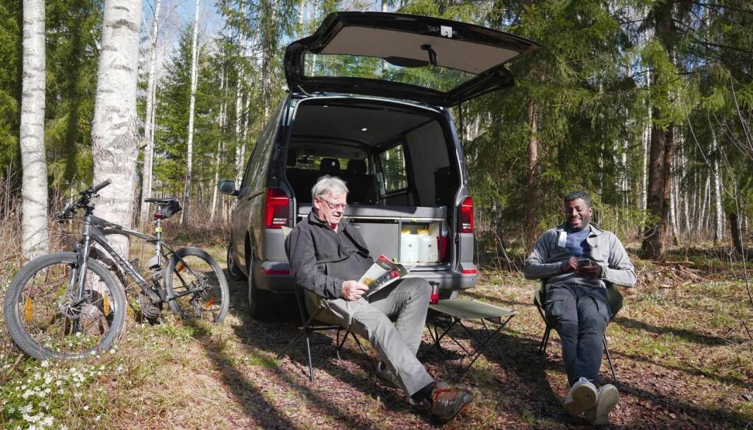 DOMMEN: «En mer letthåndtert firehjulsdreven varebil med campinginnredning var et meget positivt bekjentskap».