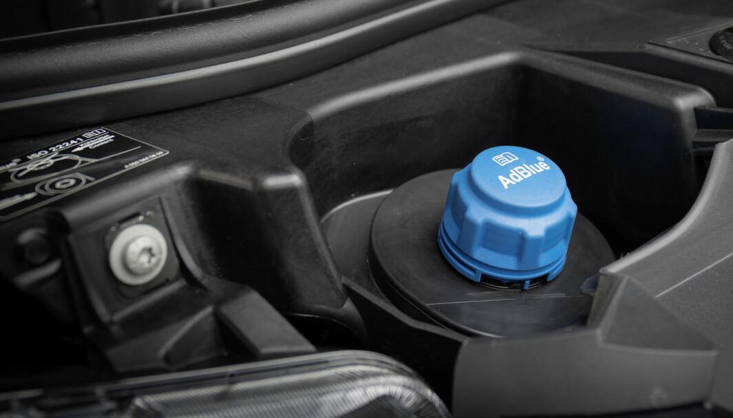 MÅ PUNGE UT: Flere av Tysklands største bilprodusenter må betale milliard-bøter for samarbeid knyttet til utviklingen av AdBlue.