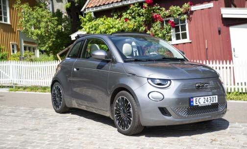Endelig en Fiat selv en nordmann kan elske