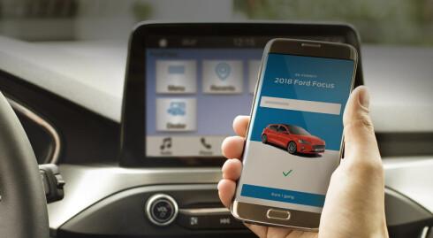 Kunne overvåke bilens nye eier via appen