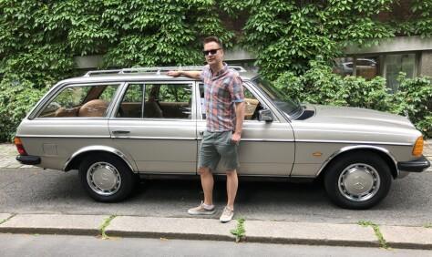 Er dette Norges mest seigliva bil noensinne?