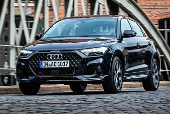 Audi starter utfasing av fossilbiler med stopp for A1