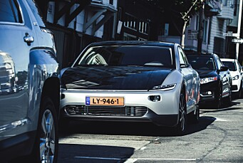 Solcelledrevet elbil skal produseres i Finland