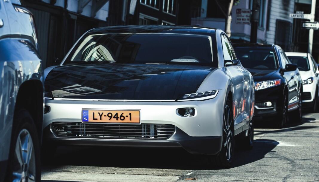 NÆRMER SEG: Etter å ha arbeidet et år med å finne et egnet sted, falt Lightyears valg på Finland og Valmet Automotive for produksjon fra 2022.