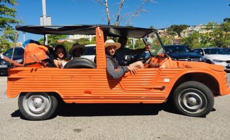 De beste feriebildene av morsomme biler