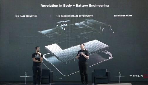 Elbiler skal klare 100 mil med nytt batteridesign