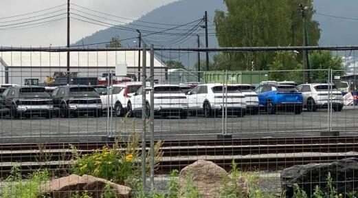 Bilen kom til Drammen 16. juni – ingen oppdatering siden