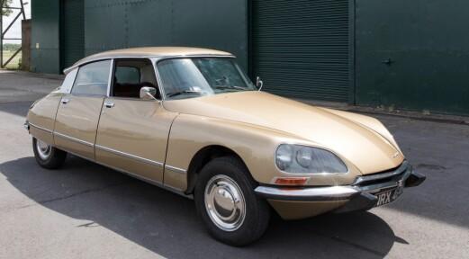 Padda fra 1971 ble ny elbil