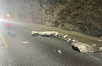 Vegvesenet: – Tunnelene på Vestlandet er trygge