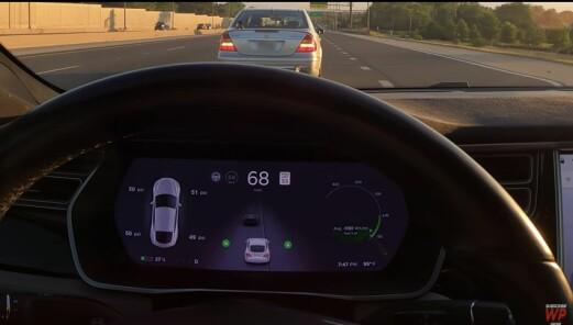 Kan en elbil hurtiglades ved å taues? Her er en som fant svaret