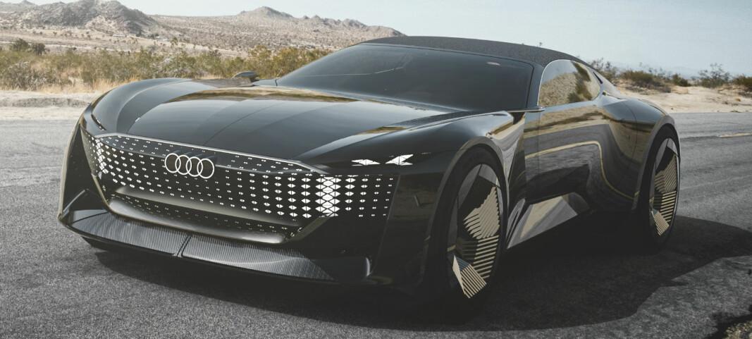 Her er (kanskje) fremtidens Audi