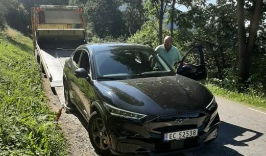 Åtte nye havarier for Norges mest solgte bil