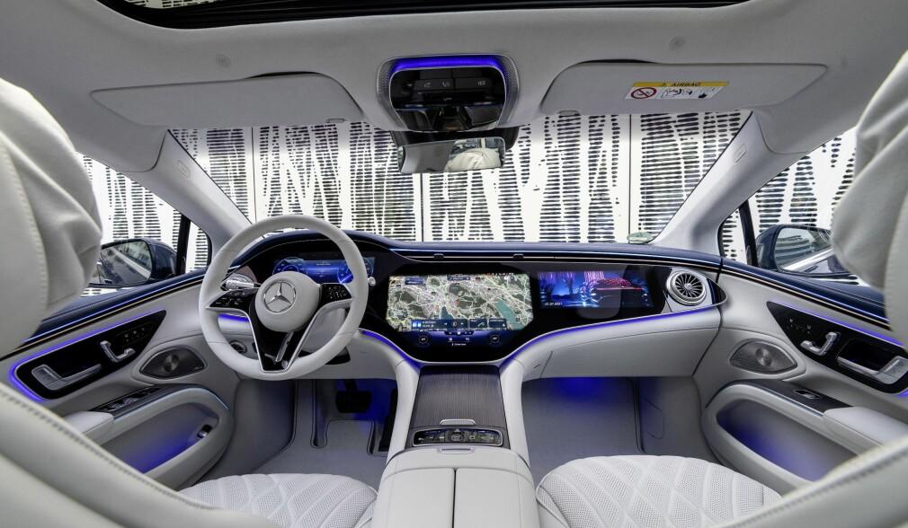 Fra neste uke kan du kjøpe super-elbilen fra Mercedes