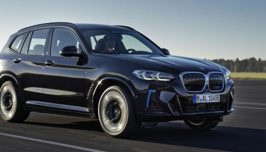 El-SUV-en til BMW får tidenes raskeste facelift