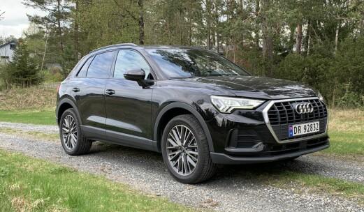 Her er en ladbar Audi-SUV som folket ikke vil ha