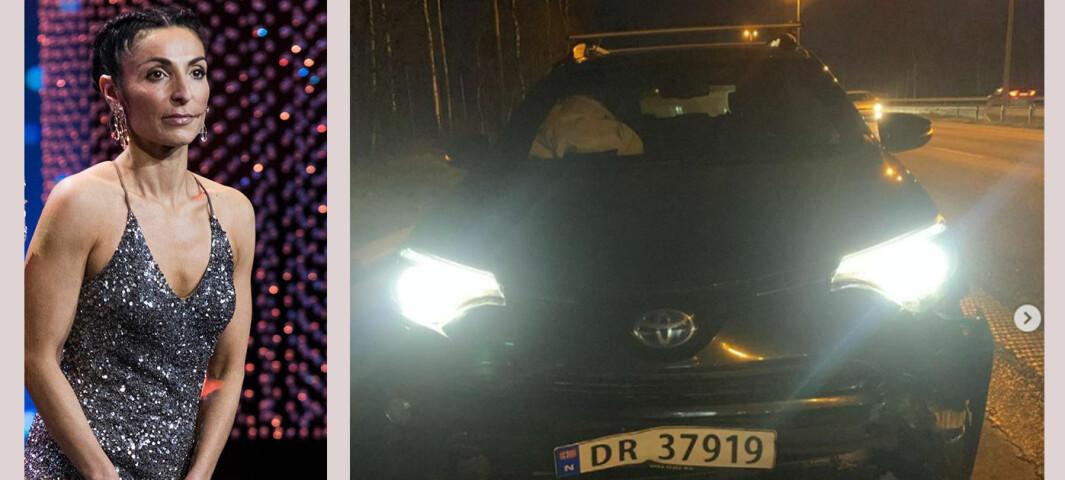 Bilia sa ikke at Lisa Tønnes bil var kollisjonsskadet