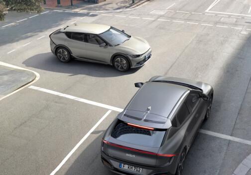 Slik blir sikkerheten i Kias nye elbil