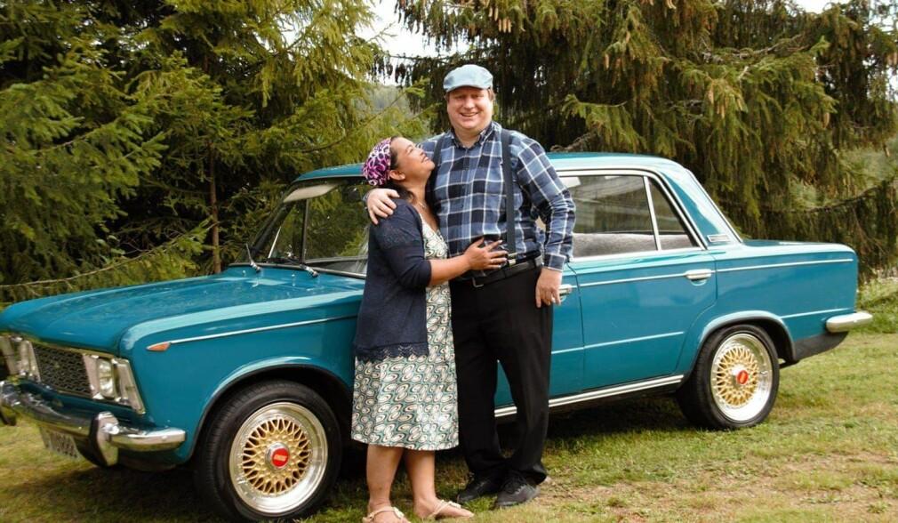 Nordmenn dyrker romantikk i italiensk hverdagsbil