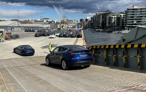 Nye norske rekordtall for Tesla med Model Y