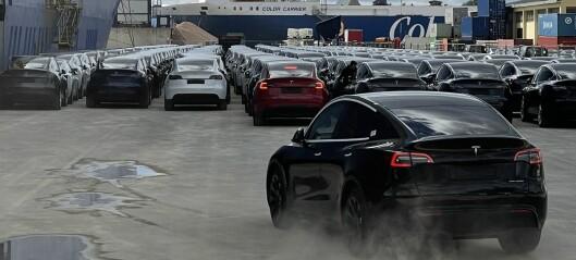 Kjøpte 100.000 Tesla Model 3 i ett jafs
