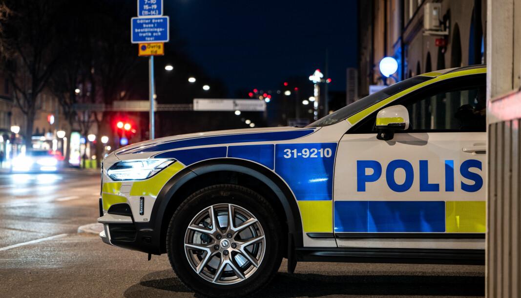 MULIG TABBE: Polisen har kjøpt inn 2200 nye Volvoer, men det er ikke sikkert de kan brukes som planlagt.
