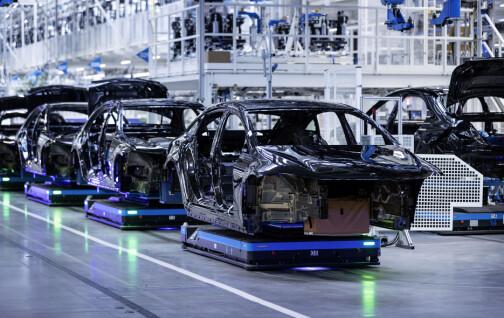Bare én bilprodusent misset på EUs utslippskrav