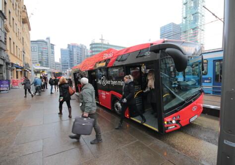Nye 5,6 milliarder til kollektivtrafikken i stor-Oslo