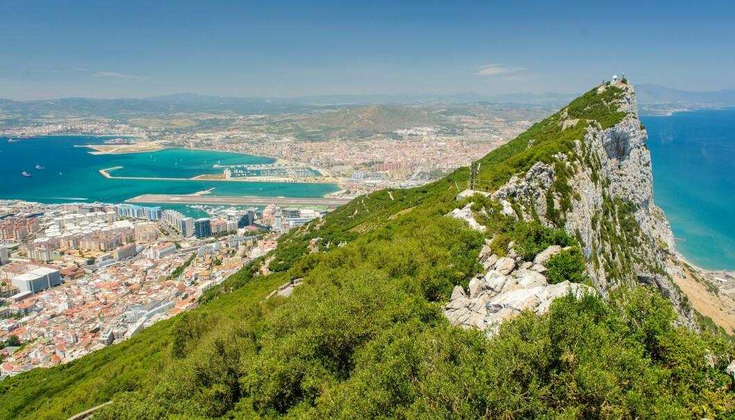 MANGLER: Importbiler fra Gibraltar mangler viktig utstyr.