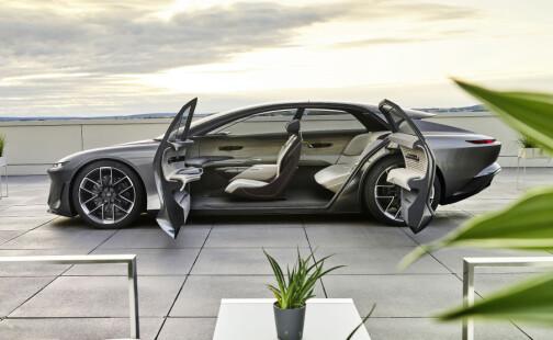 Men hvor er rattet på den nye Audi-drømmen?