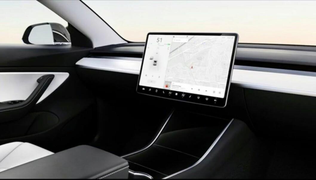 RATTERACE: Er det sånn vi skal kjøre en Tesla allerede om et par år?