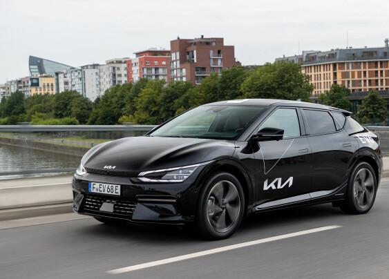 Reduserer pris og rekkevidde på Kia EV6