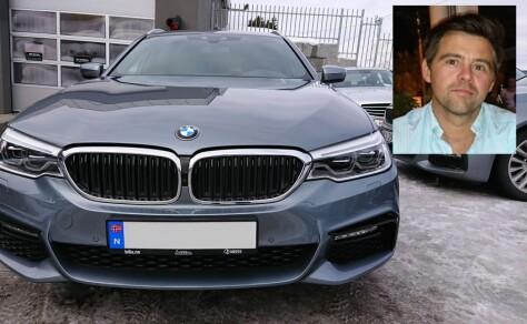 Saksøker Bilia fordi bilen nødbremser uten forvarsel