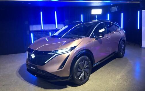 Her er prisene på Nissans nye bestselger