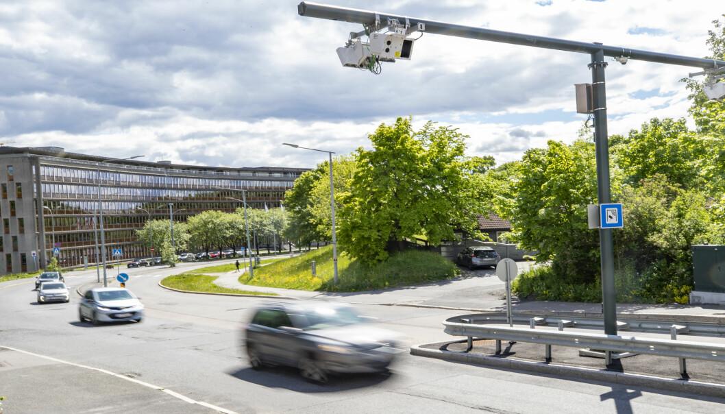 KREVDE RENTER: Ferde ga ikke opp rentekravet sitt. Bildet er fra bomringen i Oslo.