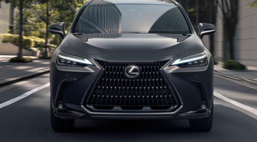 Første ladehybrid fra Lexus starter under 650.000