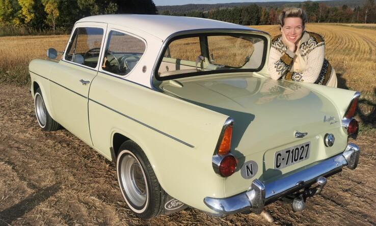 Z-formet bakrute er tidenes barskeste bildesign