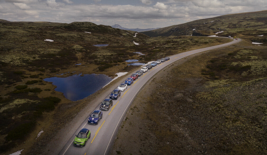 Plussene og minusene til Norges 15 mest solgte biler