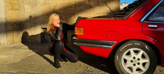 Revehale er Norges frekkeste bilpynt