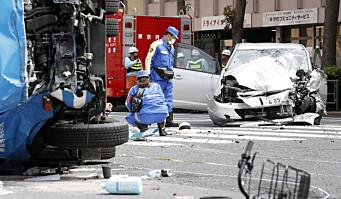 Selvkjørende biler er Japans løsning på eldrebølgen